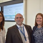 Paola Piscioneri, USPS-OIG, Vincent Annunciato, Customs and Border Protection & Lauren Lee, USPS