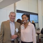 David Robinson, Pitney Bowes & Ronique Jeffries, USPS